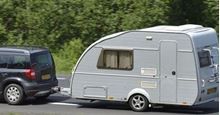 Picture of Towing Caravan, Return