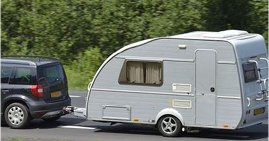 Picture of Car & Towing Caravans & Trailers
